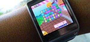 Smartwatch games