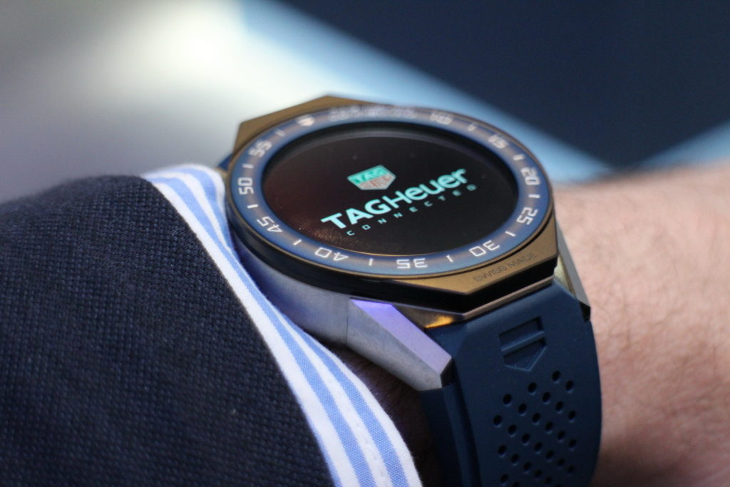 Tag Heuer smartwatches Connected 45