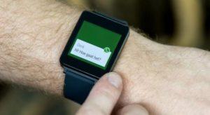 WhatsApp Smartwatch