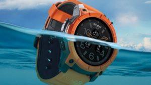 waterdichte smartwatches