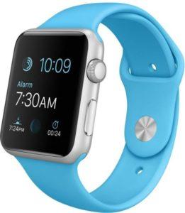 Smartwatch met stappenteller