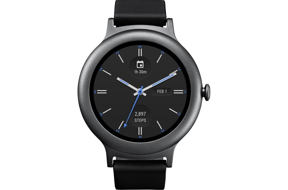 Lg Watch Style Android Wear 2 0 En Een Helder Beeldscherm