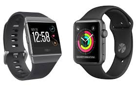 Apple Watch 3 vs Fitbit Ionic