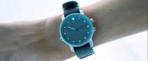 Lunar, de eerste smartwatch op zonne-energie