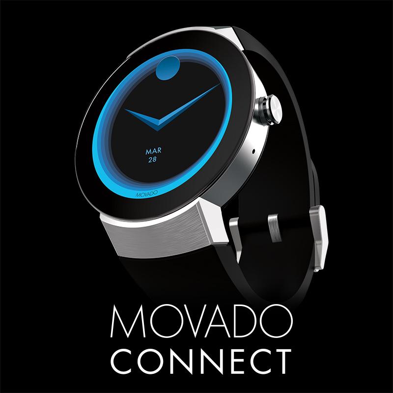 Movado Connect