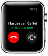Apple Watch Facetime