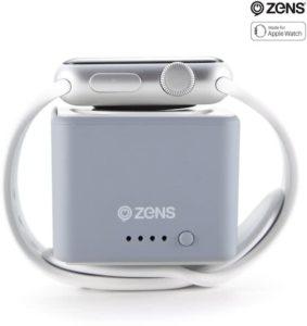 Zens Qi Apple Watch Powerbank 1300 mAh