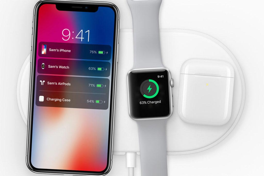 AirPower opladen Apple