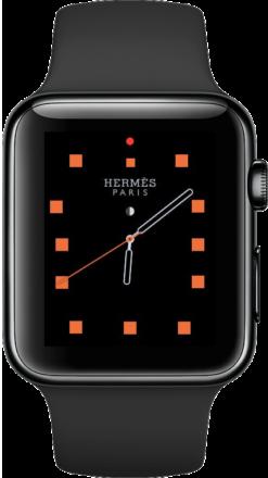 Apple Watch Hermès Face downloaden