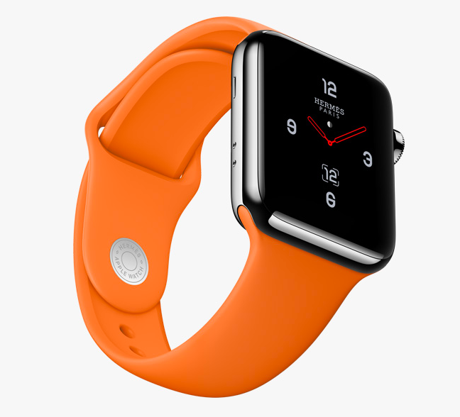 Hermes Sportband Apple Watch