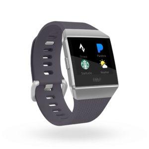 Fitbit Ionic nieuwe apps en wijzerplaten