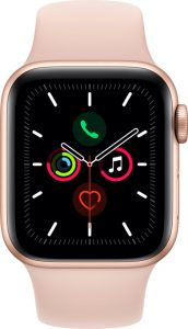 Apple Watch Series 5 Roze