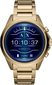 Armani Exchange Connected 'Drexler Gen 4' AXT2000 Goud