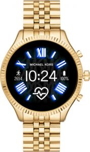 Michael Kors Access Lexington Gen 5 MKT5078 - Goud