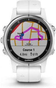 Smartwatch met GPS